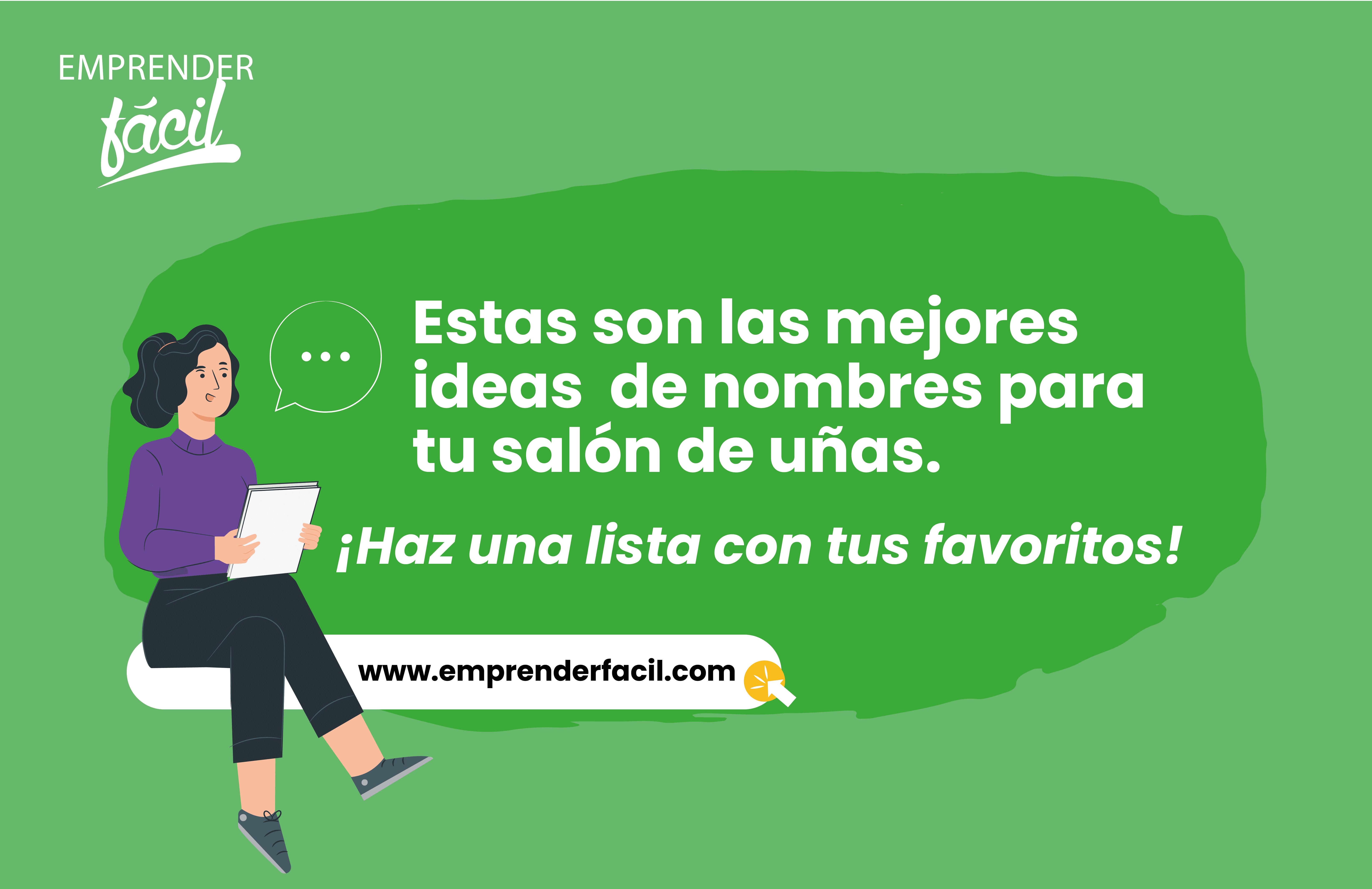 Ejemplos de Nombres para Salones de Uñas.
