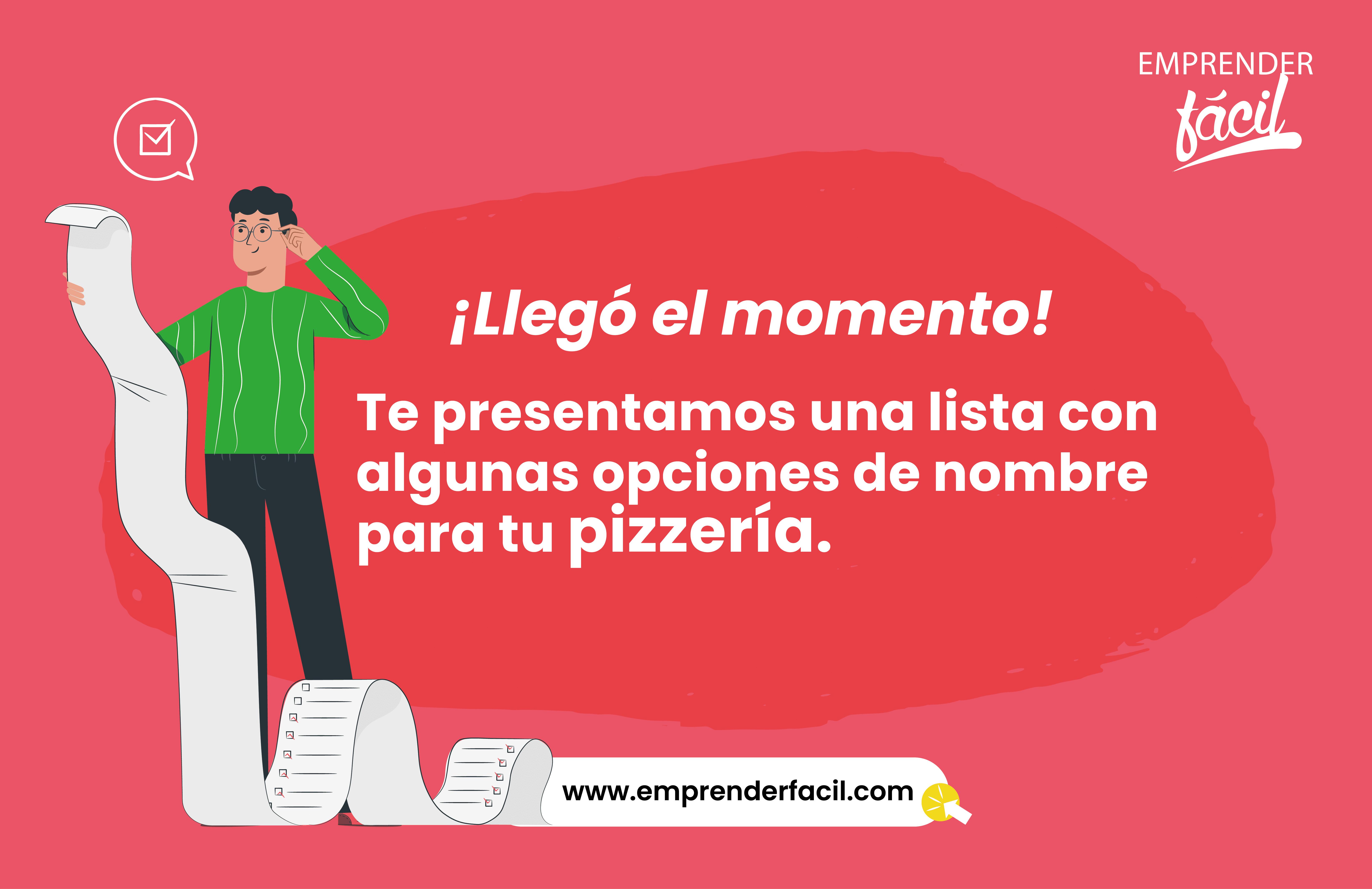 Nombres para Pizzerías ¡Elige uno exquisito y sugestivo!