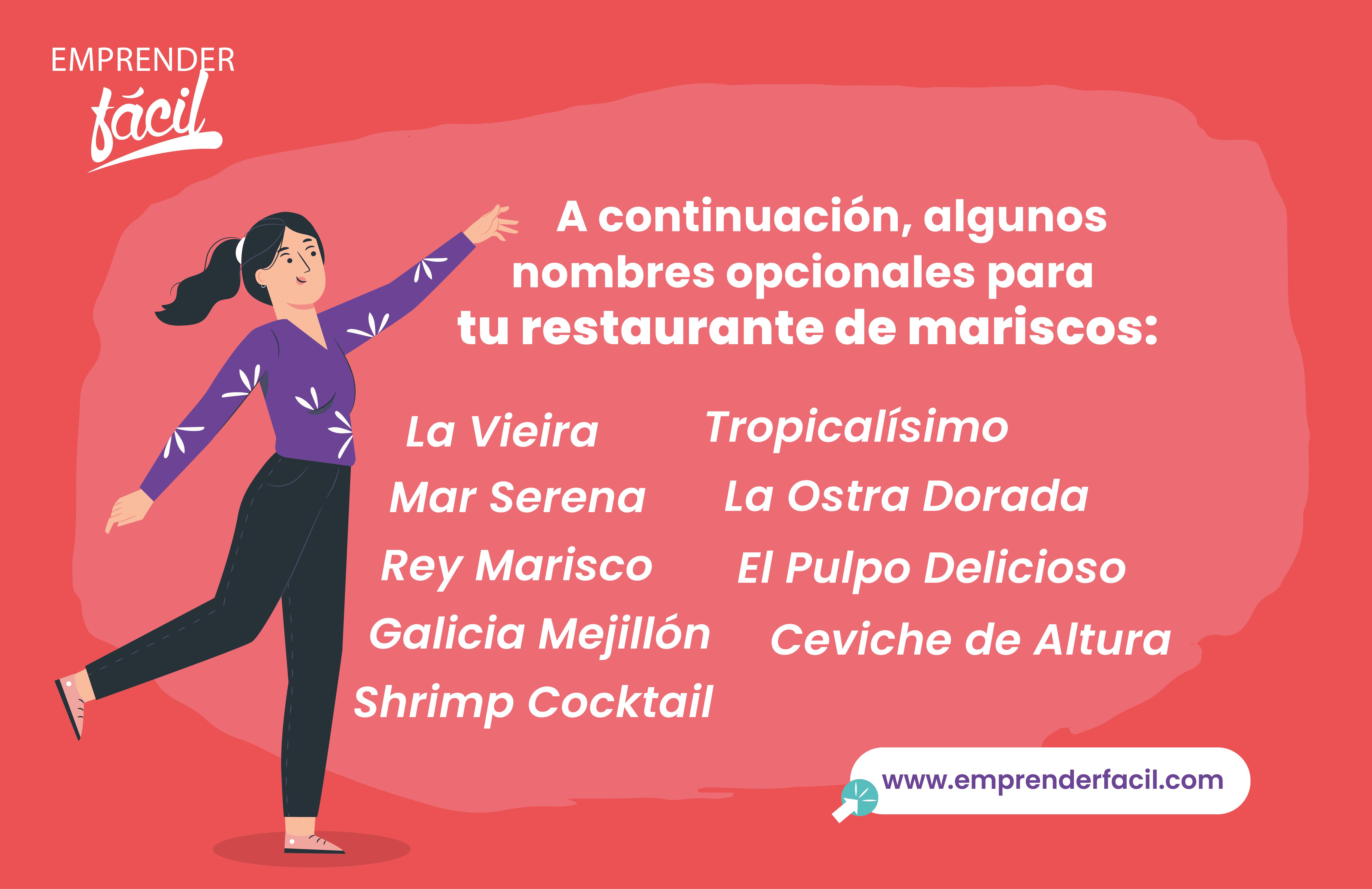 Ejemplos de Nombres para Restaurantes de Mariscos ¡Selección exquisita!