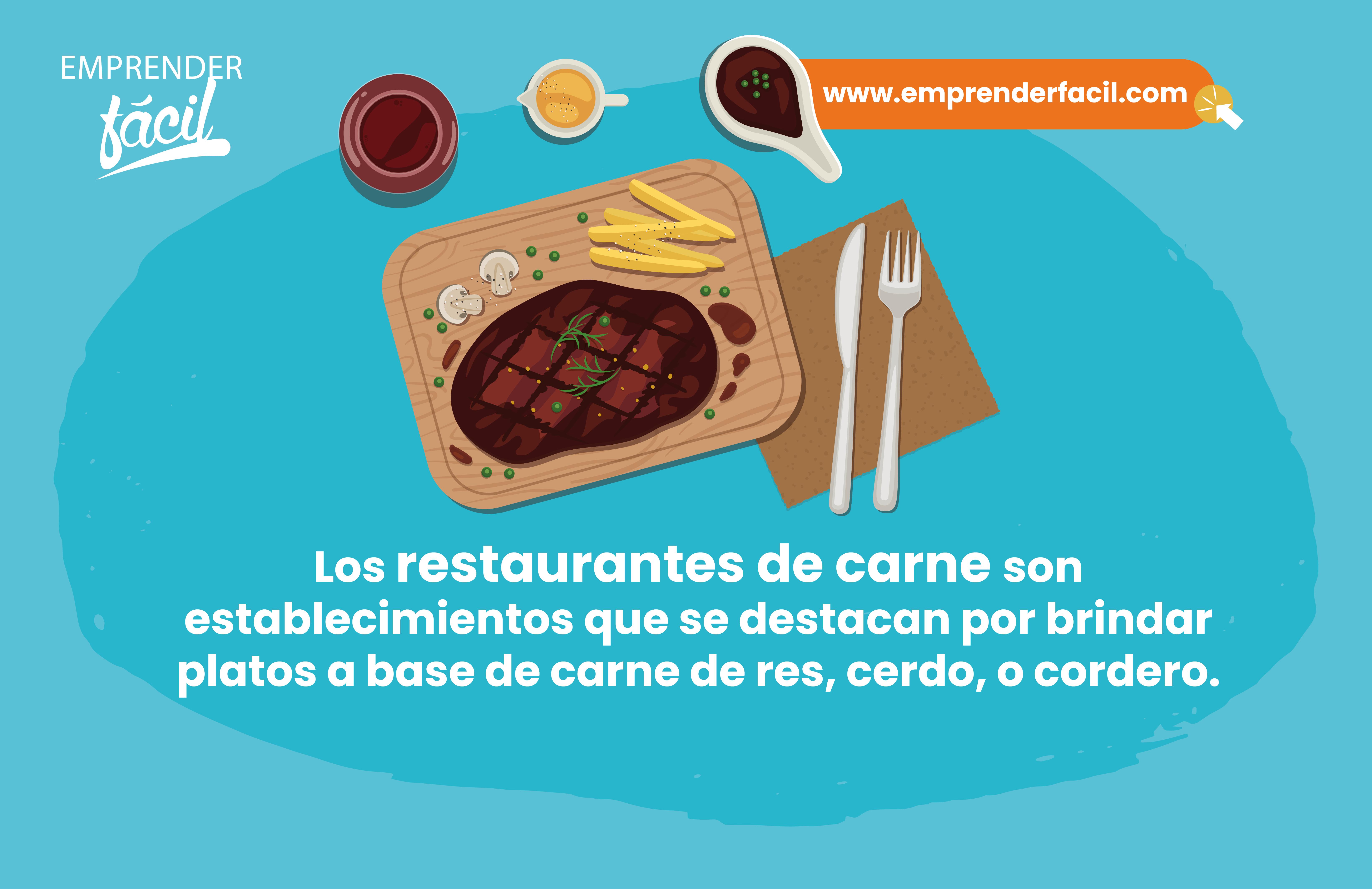 Nombres para Restaurantes de Carne ¡Escoge uno memorable!