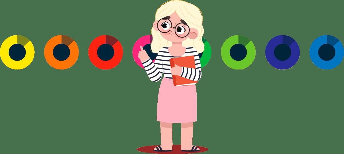 Recomendaciones de colores para negocios