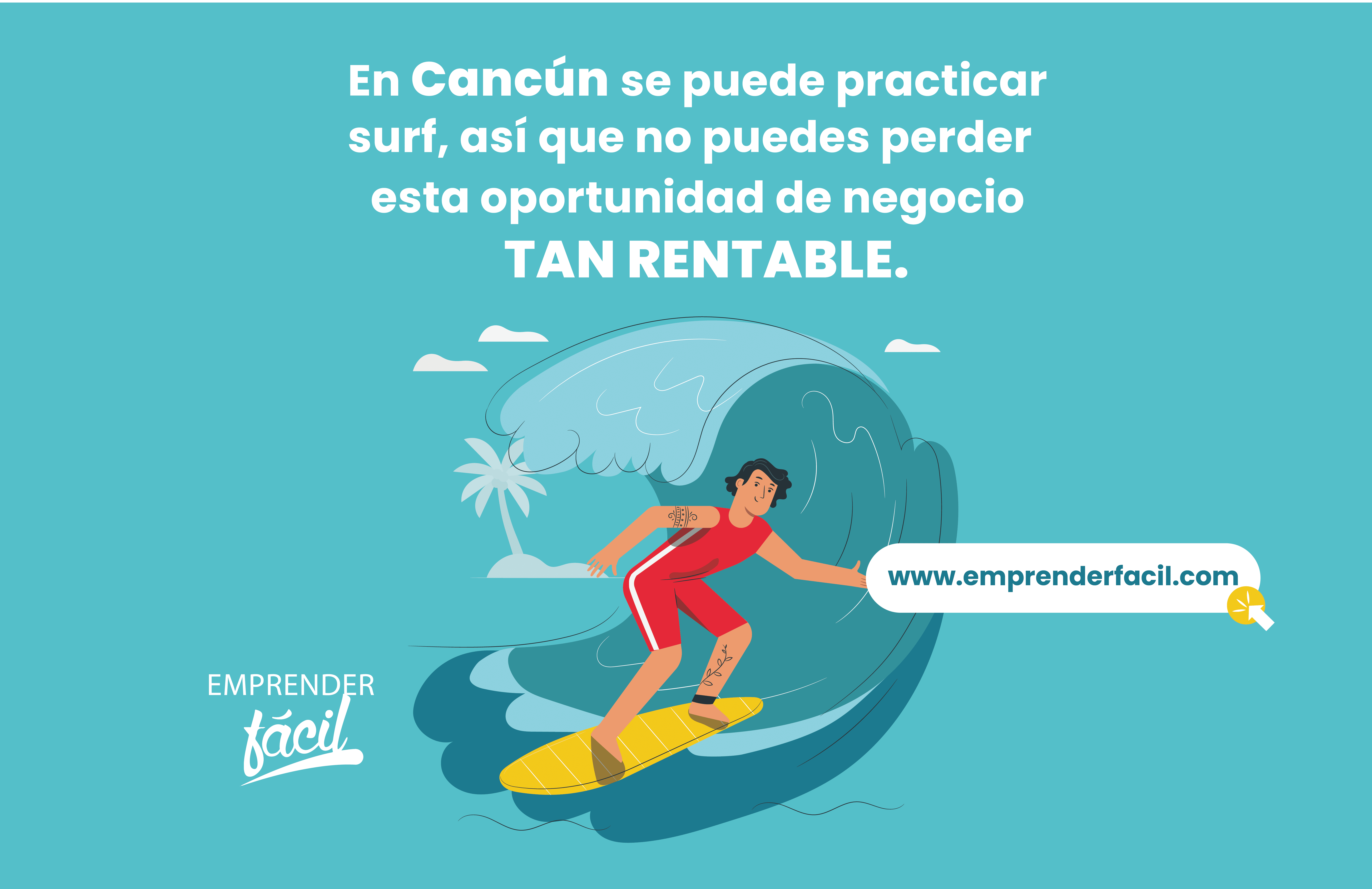 Las tiendas de Surf son uno de los negocios rentables en Cancún