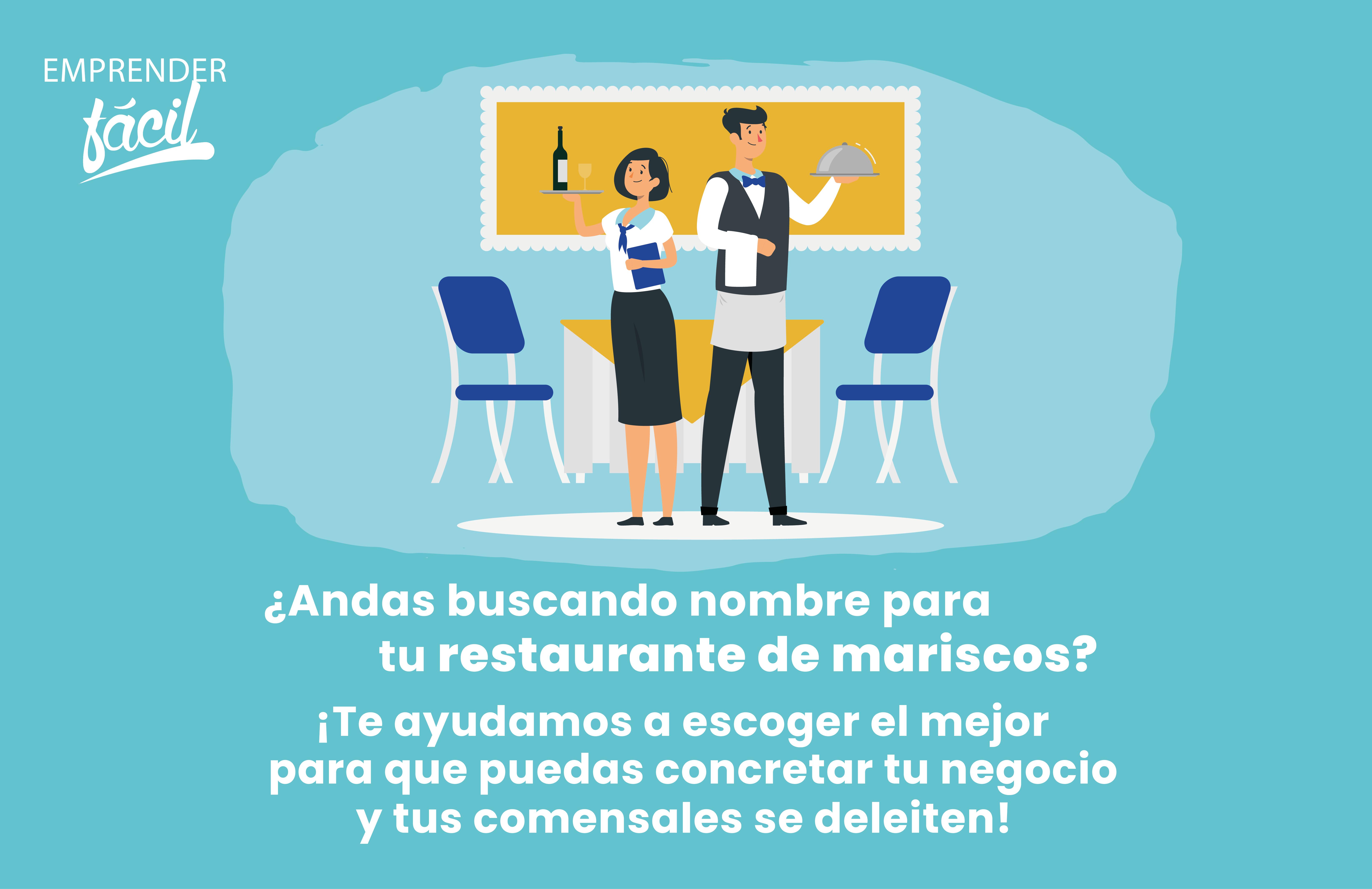 Nombres para Restaurantes de Mariscos ¡Selección exquisita!