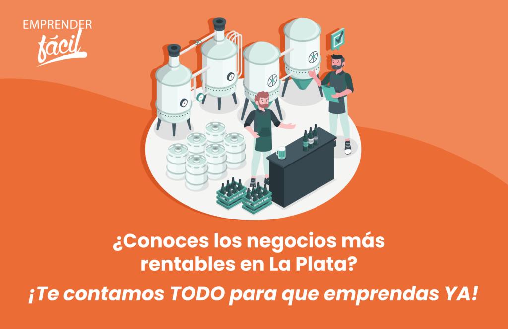 Negocios rentables en La Plata, Argentina ¡Inversión segura!