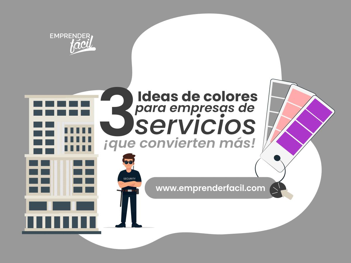 Otras opciones de colores para empresas de servicios