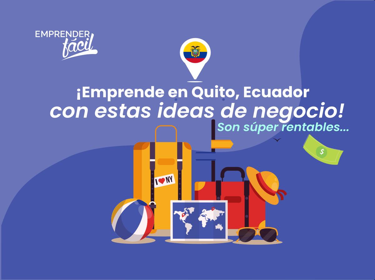 Negocios Rentables en Quito, Ecuador ¡En medio del éxito!