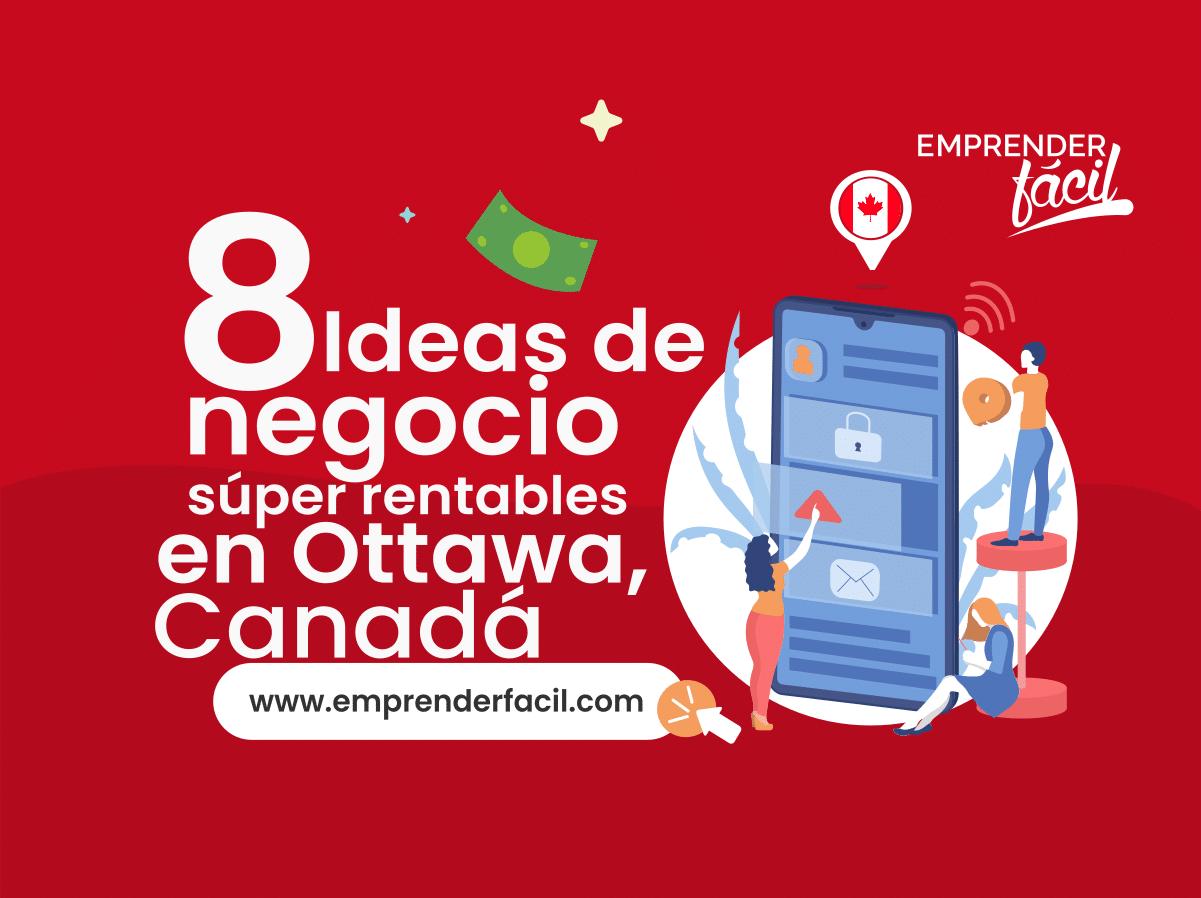 Negocios rentables en Ottawa