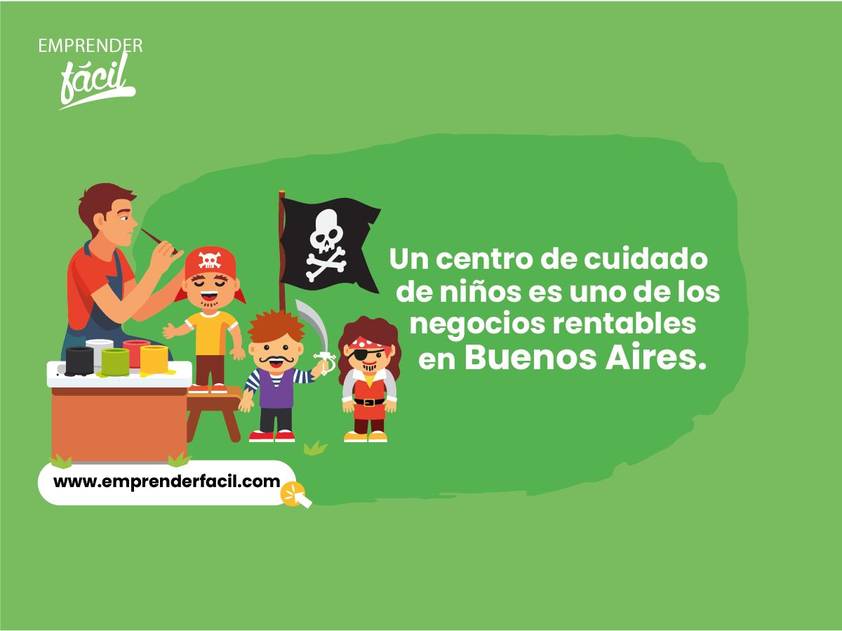 Negocios rentables en Buenos Aires, Argentina ¡Prósperos! 2