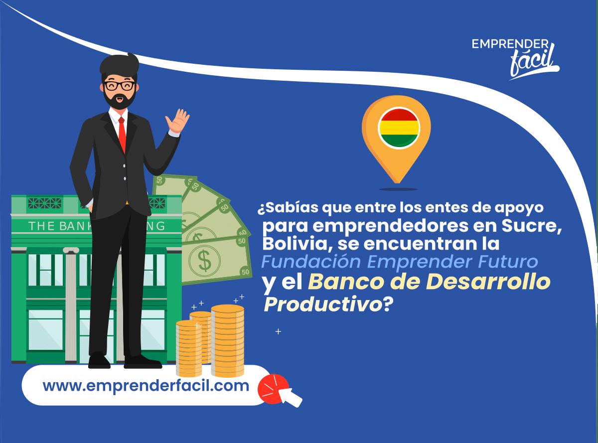 Posibilidades de emprender en Sucre, Bolivia