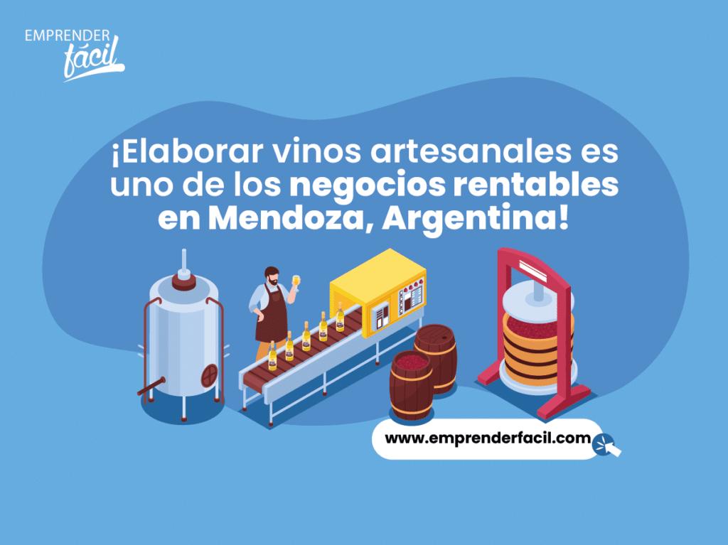 Negocios rentables en Mendoza, Argentina ¡Éxito seguro! 1