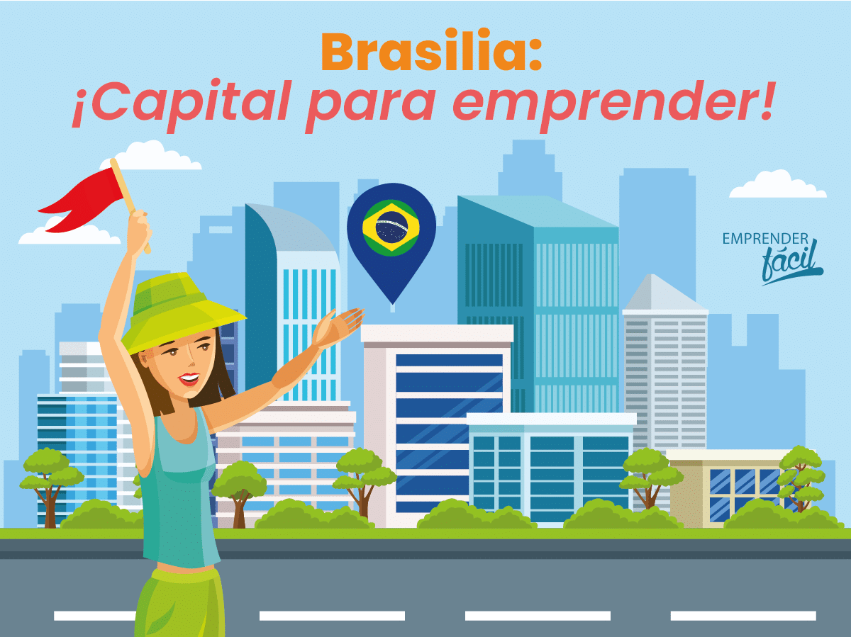 Negocios Rentables en Brasilia, la capital de Brasil
