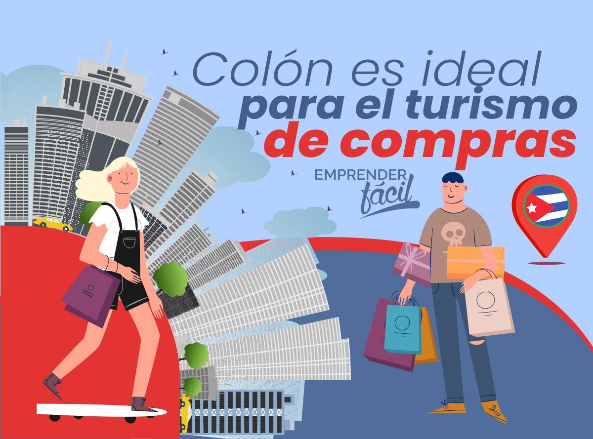 Colon es ideal para el turismo