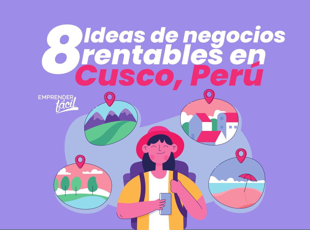 Negocios rentables en Cusco