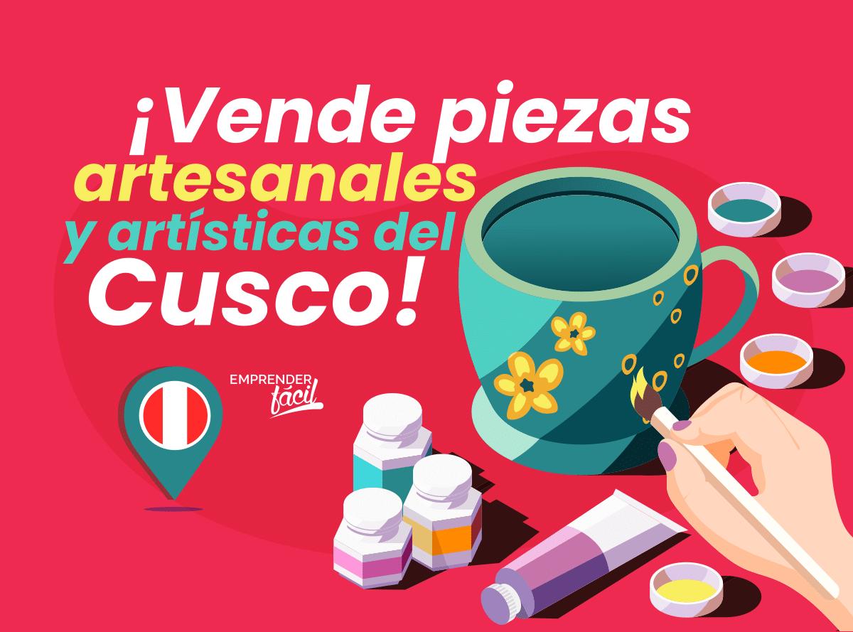 Pintura, tejidos y orfebrería son negocios rentables en Cusco.