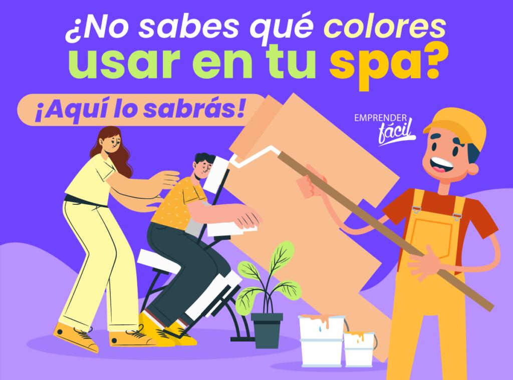 Colores para un spa