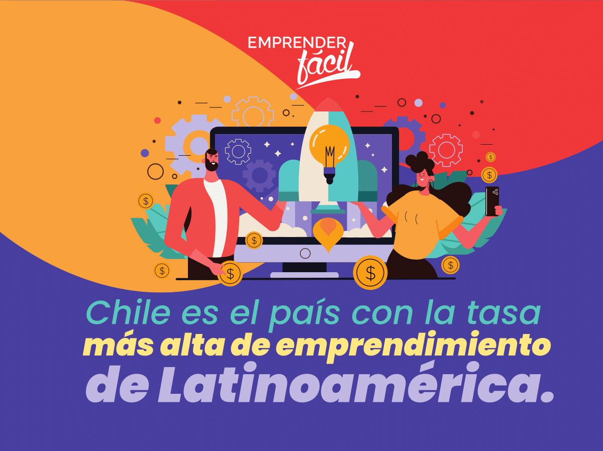 Emprendimiento en Chile.