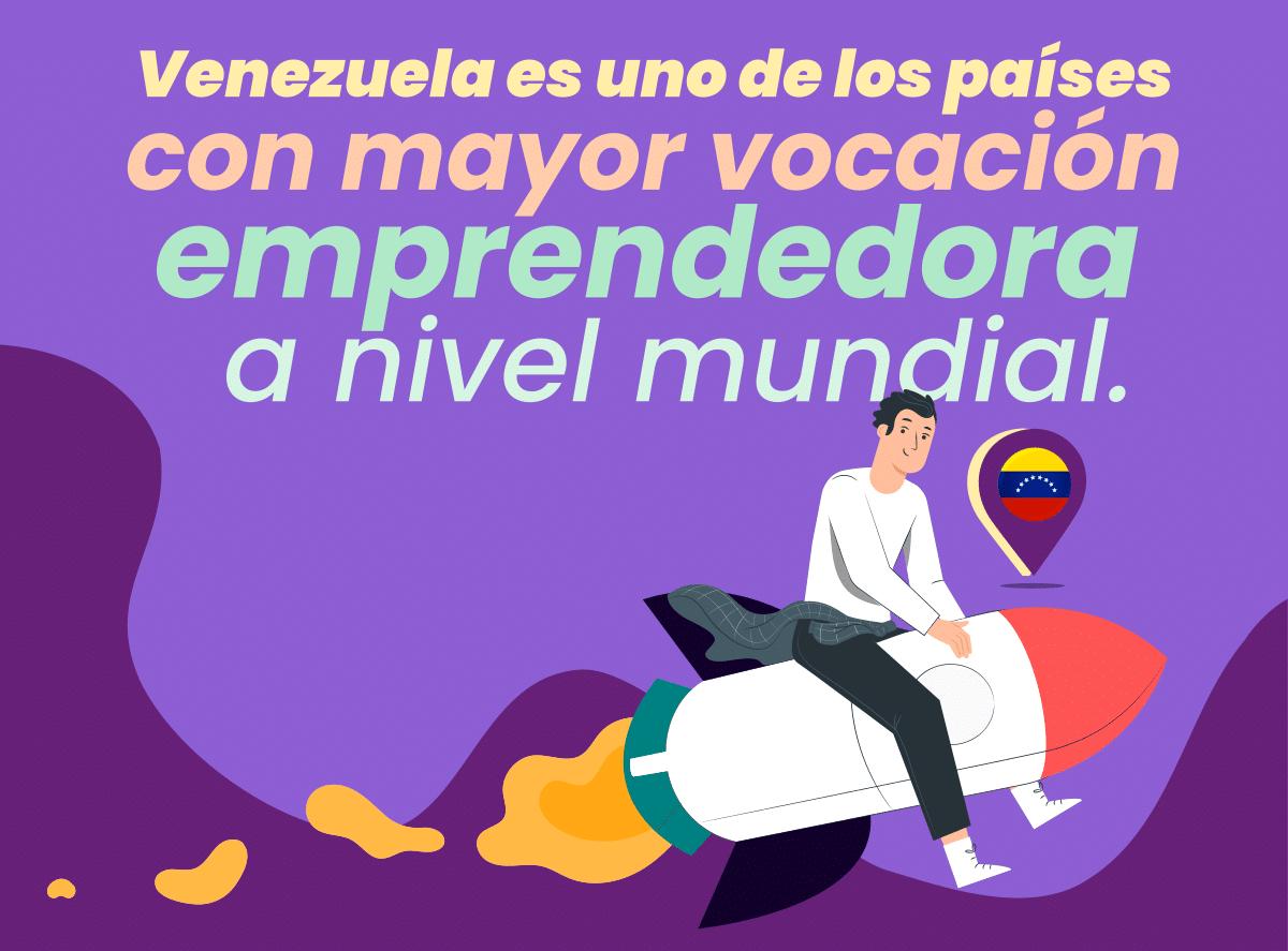 Emprendimiento en Venezuela.