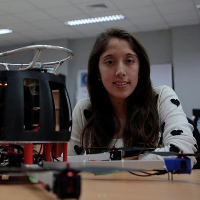 Jóvenes emprendedores peruanos: Mónica Abarca