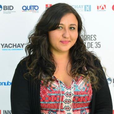 Diana Medina: jóvenes emprendedores ecuatorianos