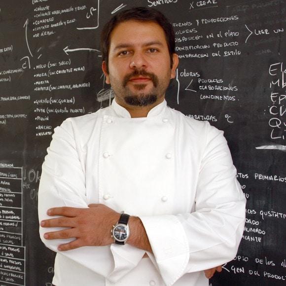 Enrique Olvera Emprendedores exitosos en el mundo gastronómico