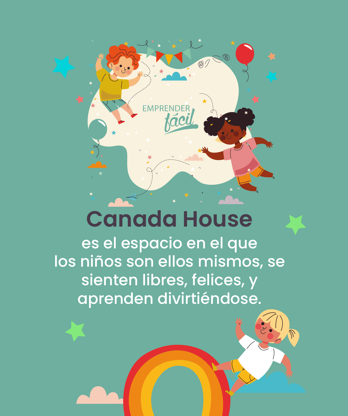 Canada House ¡el mundo ideal de los niños! 0