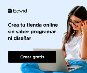 Crea tu tienda online sin saber programar ni diseñar