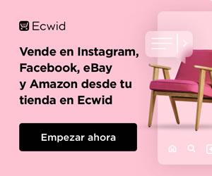 Vende en Instagram desde tu tienda en ECWID